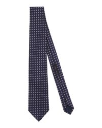 Etro - Blue Tie for Men - Lyst