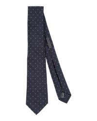 John Varvatos Blue Tie for men