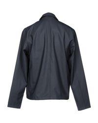 NN07 Blue Jacket for men