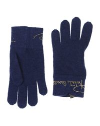 Roberto Cavalli - Blue Gloves - Lyst
