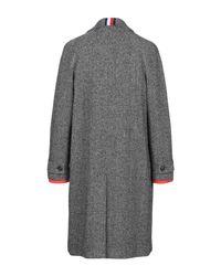 Tommy Hilfiger Black Coat for men