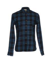 Scotch & Soda Hemd in Blue für Herren