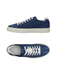 Mariano Di Vaio Low Sneakers & Tennisschuhe in Blue für Herren