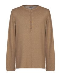 Imperial Brown Sweater for men
