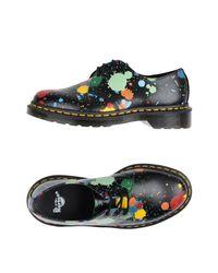 Dr. Martens Black Lace-up Shoe
