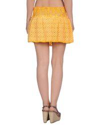 Agogoa - Orange Sarong - Lyst