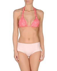 Bronzette | Pink Bikini | Lyst
