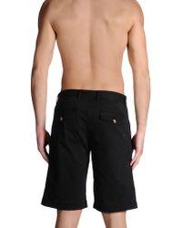 Gianfranco Ferré - Black Beach Shorts And Pants for Men - Lyst