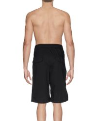 PUMA Black Beach Shorts And Pants for men