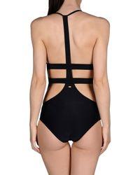 Roxy Black One-piece Swimsuit