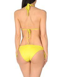 Fisico Green Bikini
