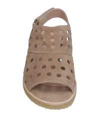 Audley Natural Sandals