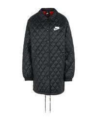 Nike Black Jacke