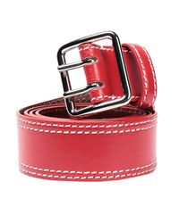 Cinturón MM6 by Maison Martin Margiela de color Red