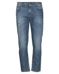 Pantaloni jeans di Cruna in Blue da Uomo