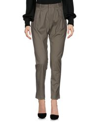Band of Outsiders Gray Casual Pants