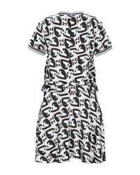 Paul & Joe Multicolor Short Dress