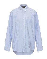 Chemise Tommy Hilfiger pour homme en coloris Blue