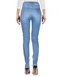 Pantalon en jean Pinko en coloris Blue