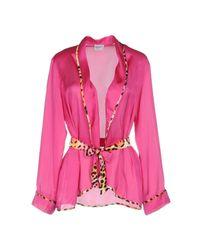 Blugirl Blumarine Pink Dressing Gown