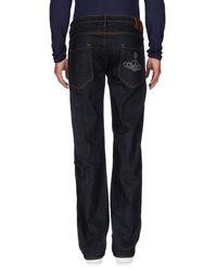 Pantaloni jeans di Vivienne Westwood Anglomania in Blue da Uomo