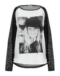 T-shirt Brigitte Bardot en coloris Black