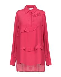 Blusa di Maria Grazia Severi in Pink