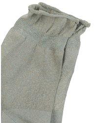 Maison Scotch - Green Short Socks for Men - Lyst