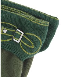 HUNTER | Green Short Socks for Men | Lyst