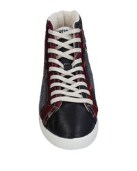 Springa Gray High-tops & Sneakers for men