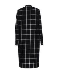 Lanvin - Black Coat - Lyst