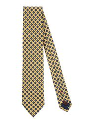 Fiorio Krawatte in Yellow für Herren