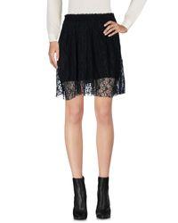 Kristina Ti Black Mini Skirt