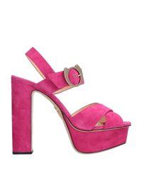 Sandales Charlotte Olympia en coloris Pink