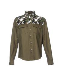 Valentino Green Jacket for men