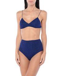 Oseree Blue Bikini