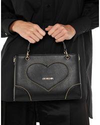 Borsa a mano di Love Moschino in Black