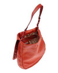 Caterina Lucchi Red Shoulder Bag