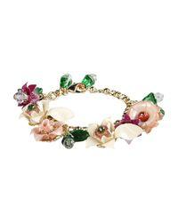 Dolce & Gabbana - Green Bracelet - Lyst