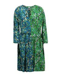 Vestito corto di M Missoni in Green