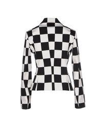 Love Moschino | Black Blazer | Lyst