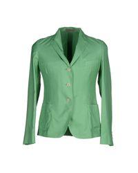 Boglioli - Green Blazer for Men - Lyst