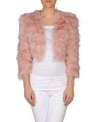 Blugirl Blumarine - Pink Blazer - Lyst