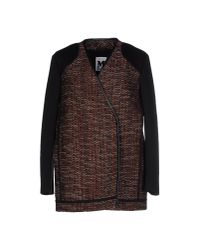 M Missoni | Brown Blazer | Lyst