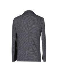 Armani | Gray Blazer for Men | Lyst