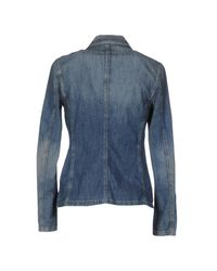 Liu Jo - Blue Blazer for Men - Lyst