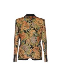 Saint Laurent - Multicolor Blazer - Lyst