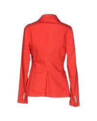 Tagliatore 0205 - Red Blazer - Lyst