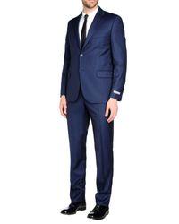 Nino Danieli - Blue Suit for Men - Lyst