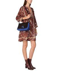 Pollini Blue Cross-body Bag